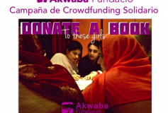 Donate A Book To This Girls